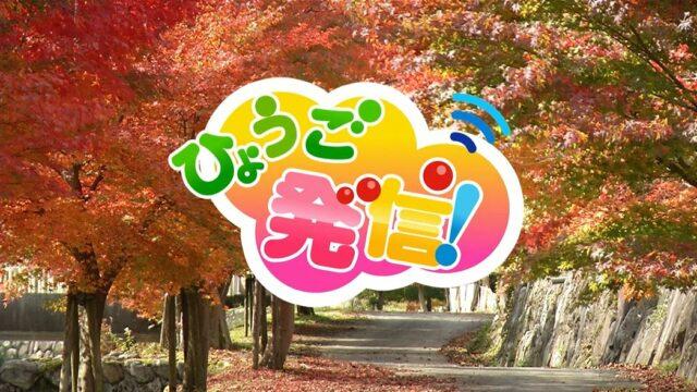 2020年11月29日 ひょうご発信!