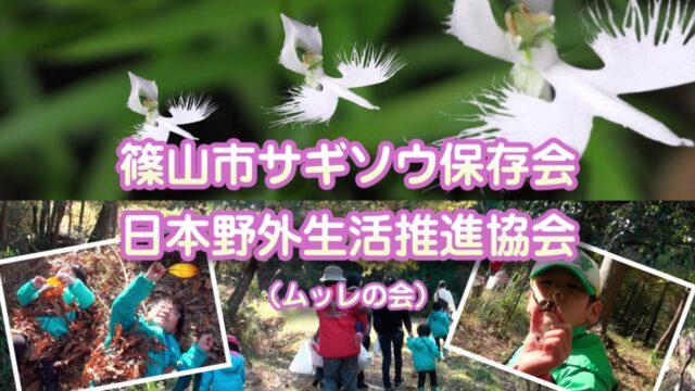 丹波地域の環境保全活動団体の紹介