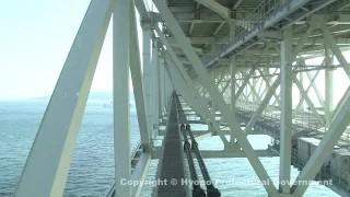 明石海峡大橋(舞子海上プロムナード)