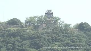 洲本城跡①(淡路島百景)