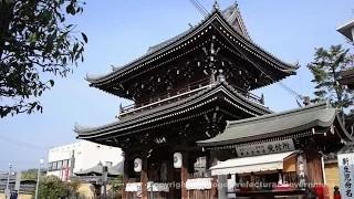 中山寺(山門)
